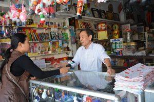 Hướng dẫn tính thuế đối với hộ kinh doanh cá thể