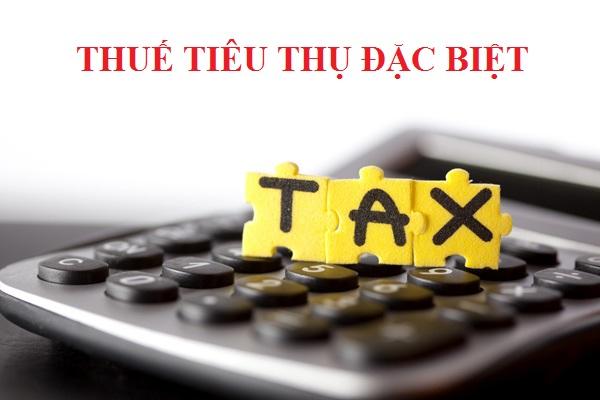 Các văn bản pháp luật hiện hành về Thuế tiêu thụ đặc biệt