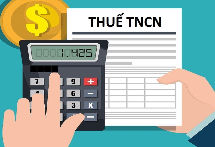 Phương pháp tính thuế thu nhập cá nhân đối với cá nhân cư trú