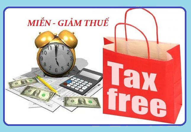 Ưu đãi về thời gian miễn giảm thuế TNDN