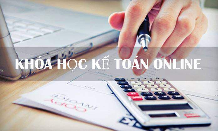 Học kế toán tổng hợp thực hành online ở đâu tốt