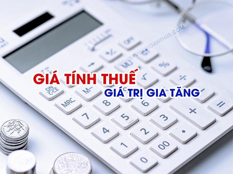 Quy định về giá tính thuế giá trị gia tăng