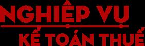 Logo nghiệp vụ kế toán thuế